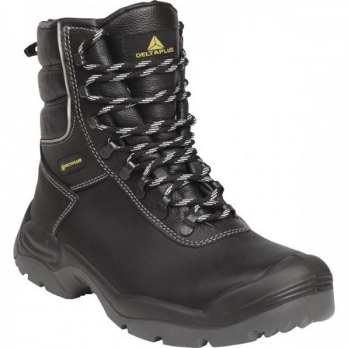 Vysoká zimná pracovná obuv Caderousse S3